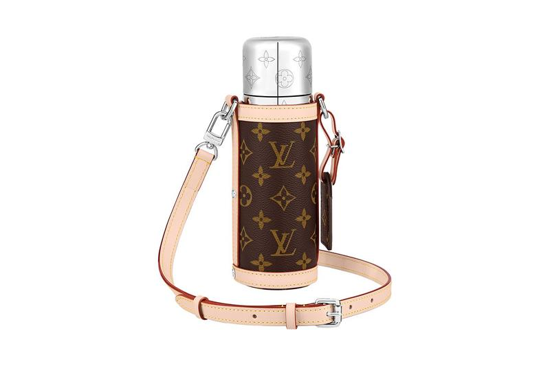 Louis Vuitton 推出球拍套、瑜伽墊等全新奢華運動用品