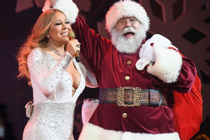 Mariah Carey 聖誕節名曲《All I Want for Christmas Is You》創下 Spotify 單日播放次數紀錄