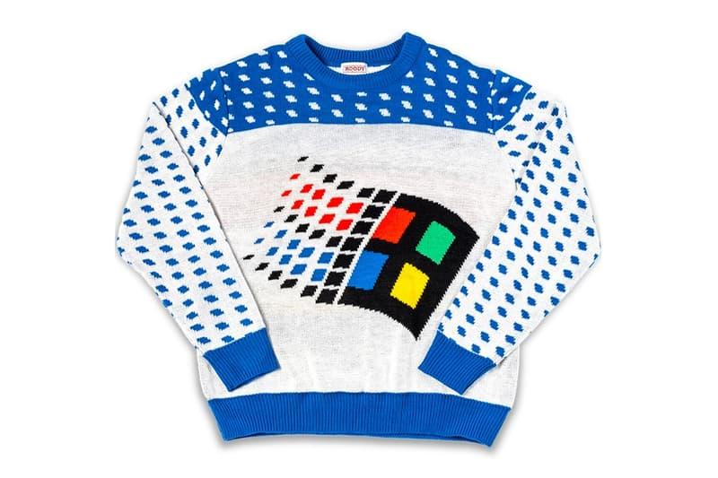 Microsoft 推出全新「Agree Christmas Sweater」聖誕節主題毛衣系列