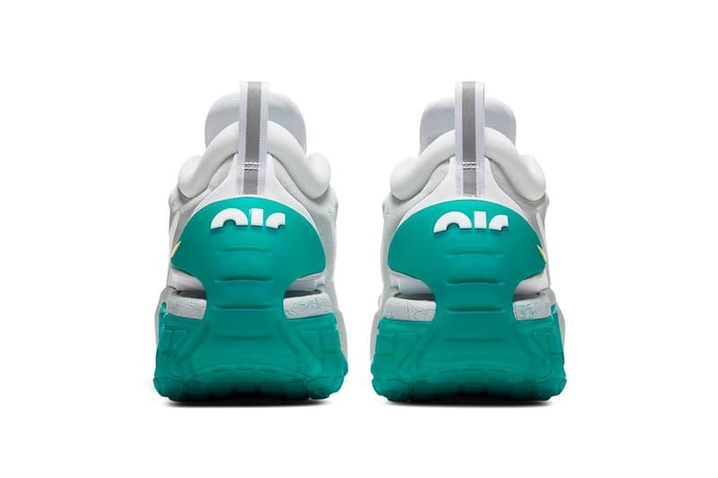 Nike 自動綁帶鞋款 Adapt Auto Max 推出全新配色「Jetstream」