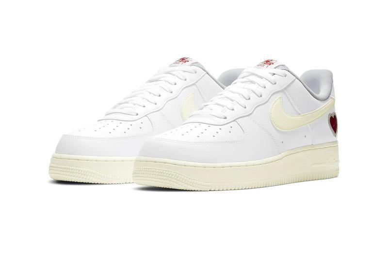 Nike Air Force 1 Low 推出 Valentine's Day 限定版本