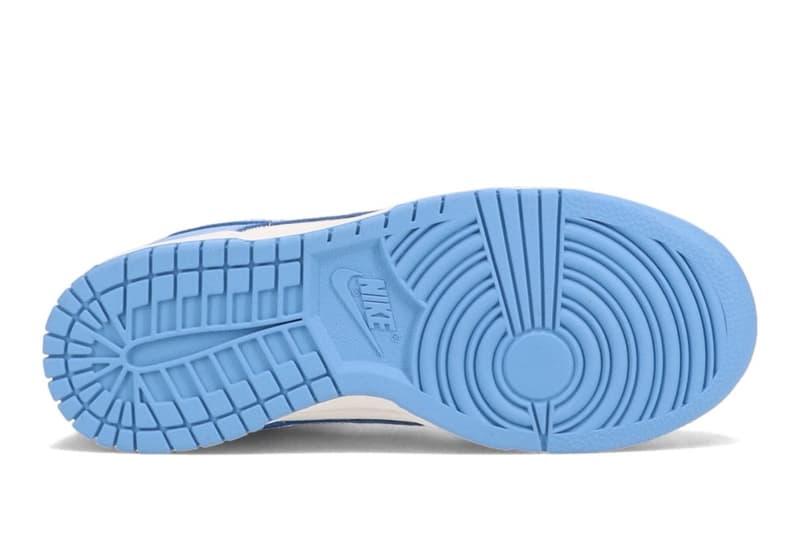 Nike Dunk Low 最新配色「Coast」發售情報率先曝光