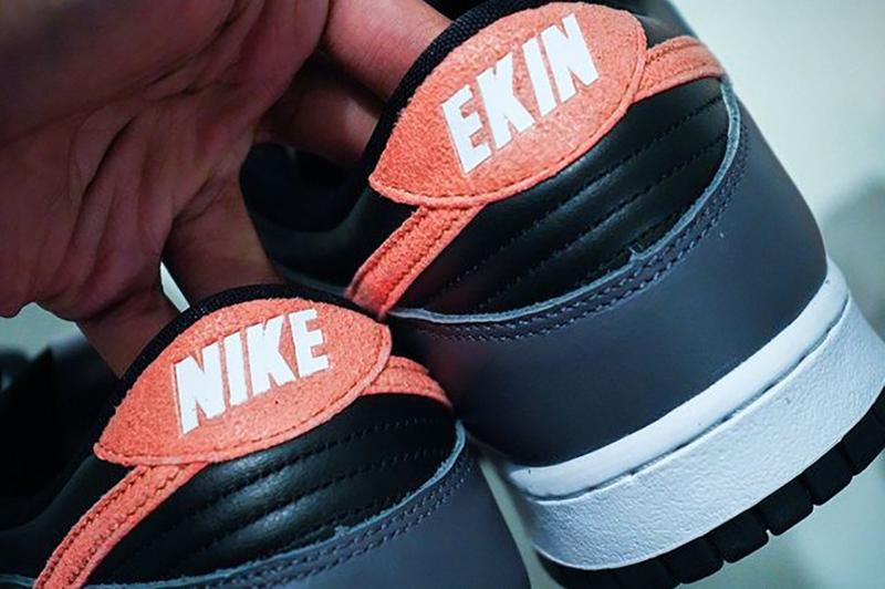 Nike 打造旗下部門 EKIN 員工專屬 Dunk Low 鞋款