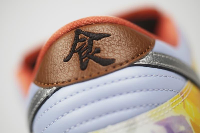 鴛鴦設計-Nike SB Dunk Low 全新配色「Street Hawker」正式登場