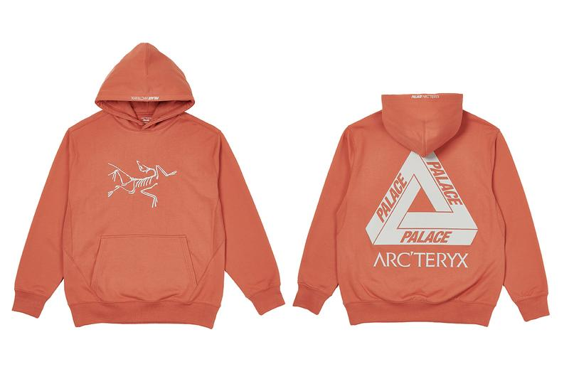 Palace Skateboards x Arc'teryx 全新聯乘系列正式發佈