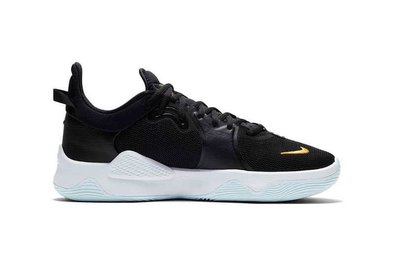 舒適至上,掌控全場-Nike 正式發佈 Paul George 個人最新球鞋 PG 5