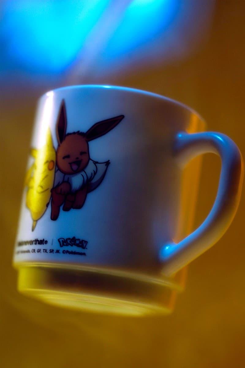 thisisneverthat x Pokémon 2020 秋冬最新聯乘系列發佈