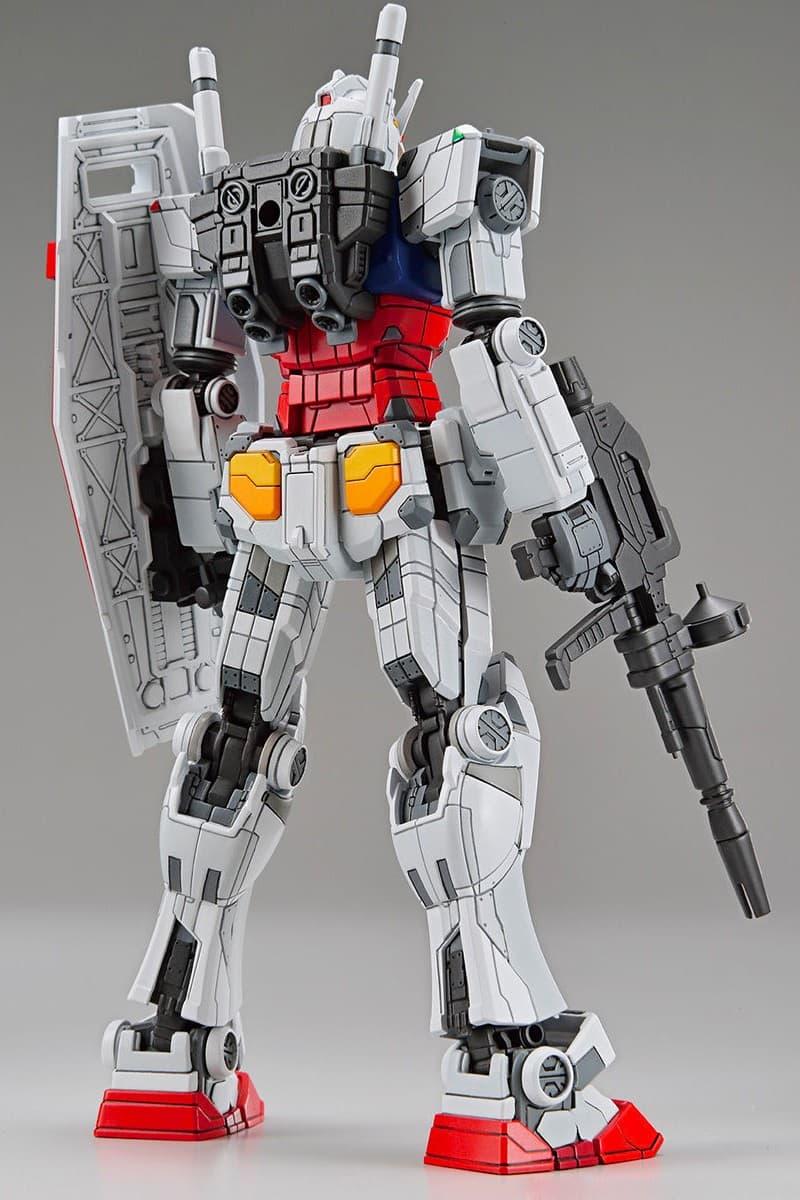 Premium Bandai 推出全新 RX-78F00 Gundam Factory Yokohama 模型
