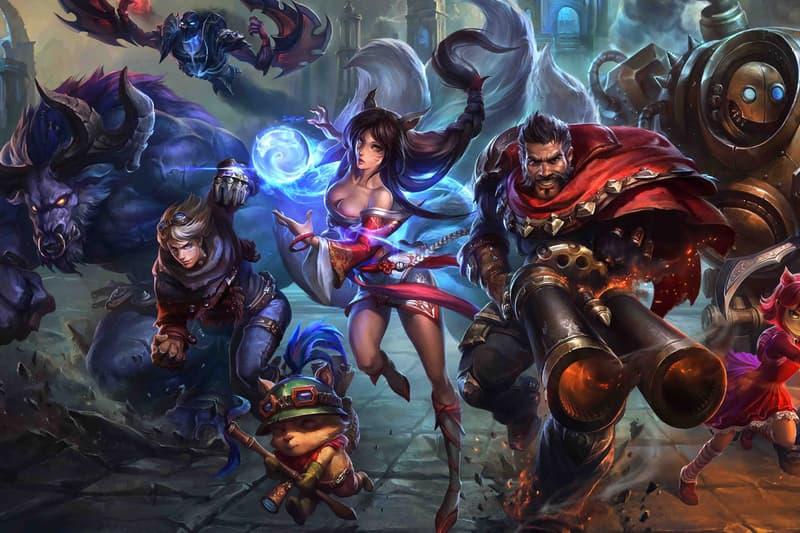 Riot Games 宣佈《League of Legend》全新 MMORPG 線上遊戲正在開發中