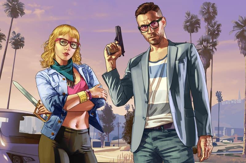 消息稱 Rockstar Games 已積極開發《GTA 6》數年
