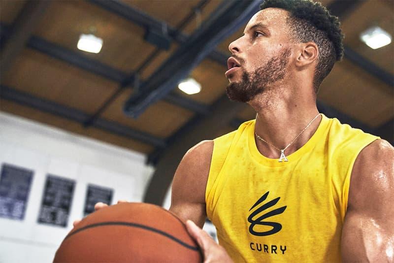 Stephen Curry 攜手 Under Armour 宣佈推出個人運動品牌「Curry Brand」