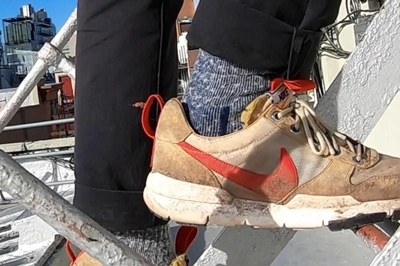 Nike 攜手 Tom Sachs 邀請大眾參與全新聯乘鞋款 Mars Yard 2.5 開發計畫