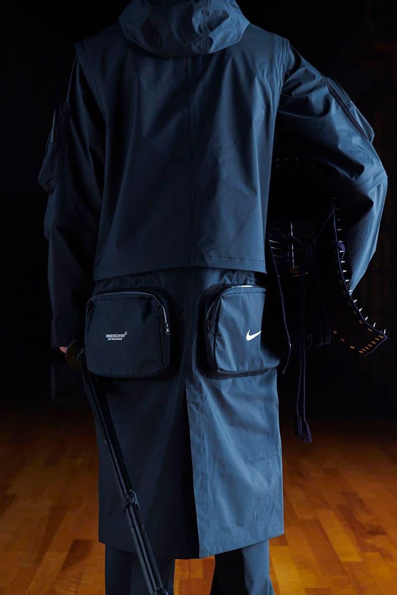 UNDERCOVER x Nike 全新聯乘假日系列正式發佈