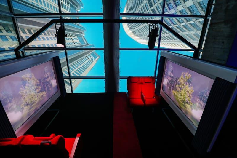 视觉艺术家 Weirdcore 为 SKP-S 打造「ORIENT FLUX」沉浸式艺术展
