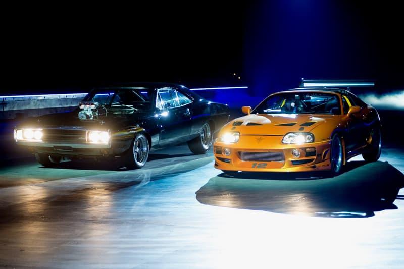 率先一覽全球最大規模《Fast & Furious》實車收藏