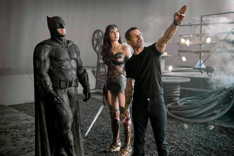 Zack Snyder 導演剪輯版《Justice League: The Snyder Cut》或將以限制級登場