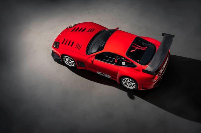 荷蘭車廠打造 Ferrari 575 GTC Stradale 全新改裝車款