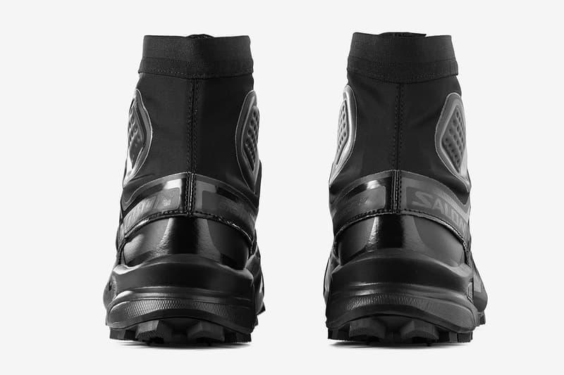 Salomon 全黑鞋款 Snowcross Advanced 正式發佈