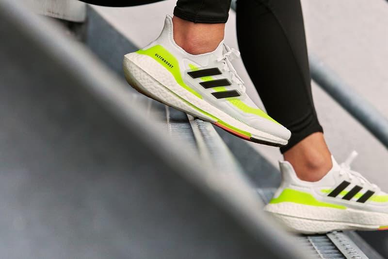 adidas 最新旗艦跑鞋 UltraBOOST 2021 正式登場