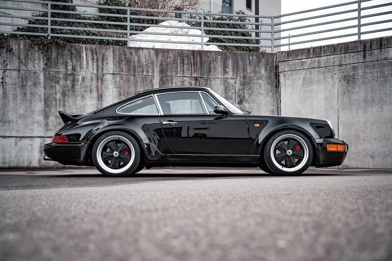 ARES Design 完整翻新 Porsche 964 世代 911 Turbo 經典車款