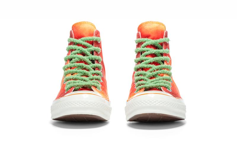 Converse 携手 Concepts 推出「Southern Flames」联名系列