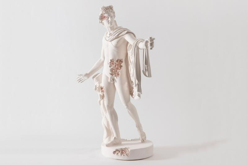 Daniel Arsham 最新展覽《Time Dilation》正式開催