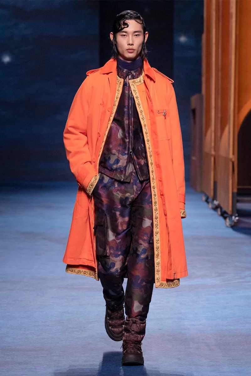Dior 2021 冬季男裝系列正式發佈
