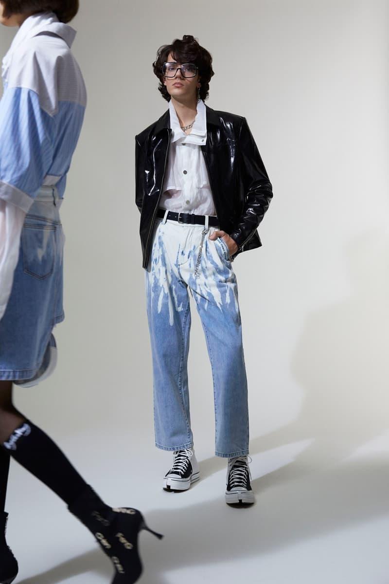 Feng Chen Wang 2021 全新春夏系列 Lookbook 正式登場
