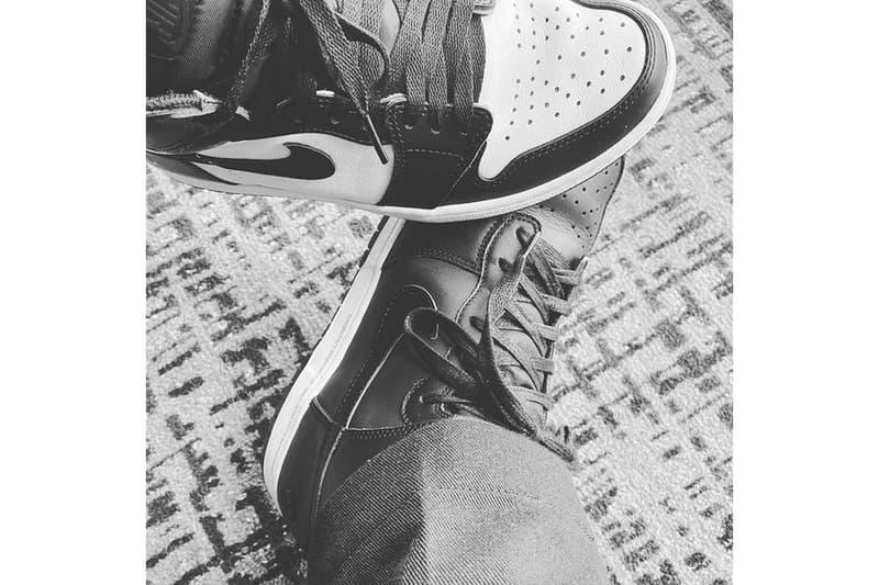 藤原浩疑似曝光 fragment design x Nike Dunk 最新聯名鞋款?