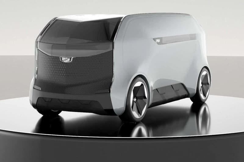 CES 2021 − General Motors 揭示最新全自動 Air Taxi 車款