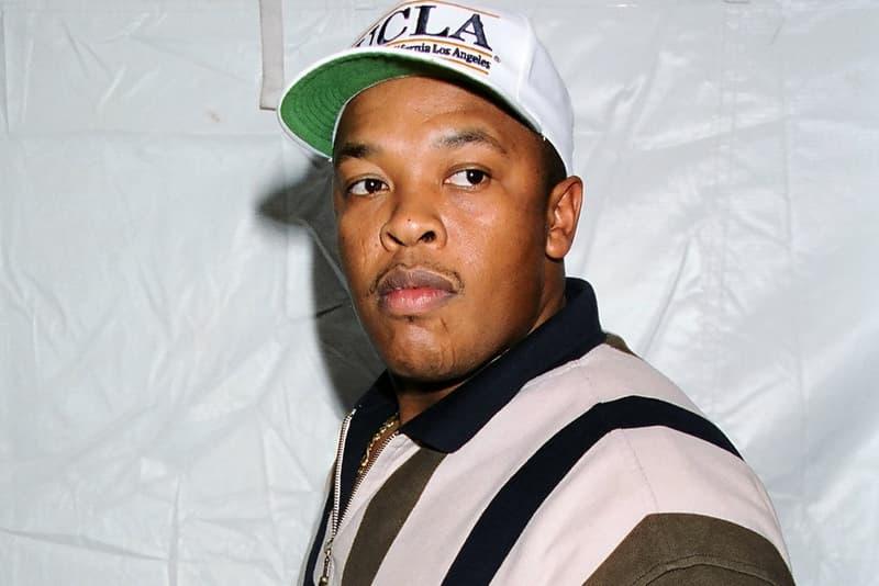 網傳 Dr.Dre 因腦動脈瘤緊急送醫治療