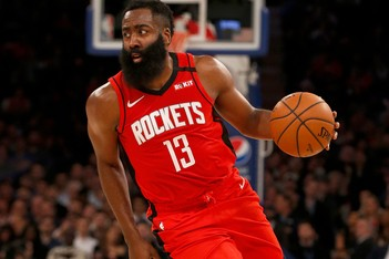 Picture of James Harden 正式加盟 Brooklyn Nets