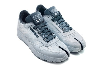 Picture of Maison Margiela x Reebok 最新聯名鞋款 Classic Leather Tabi 正式曝光