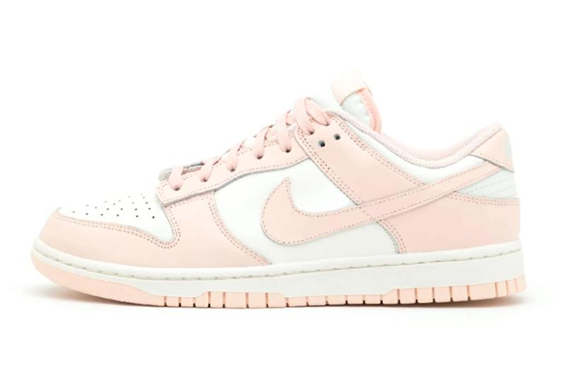 率先預覽 Nike Dunk Low 全新粉彩配色「Orange Pearl」