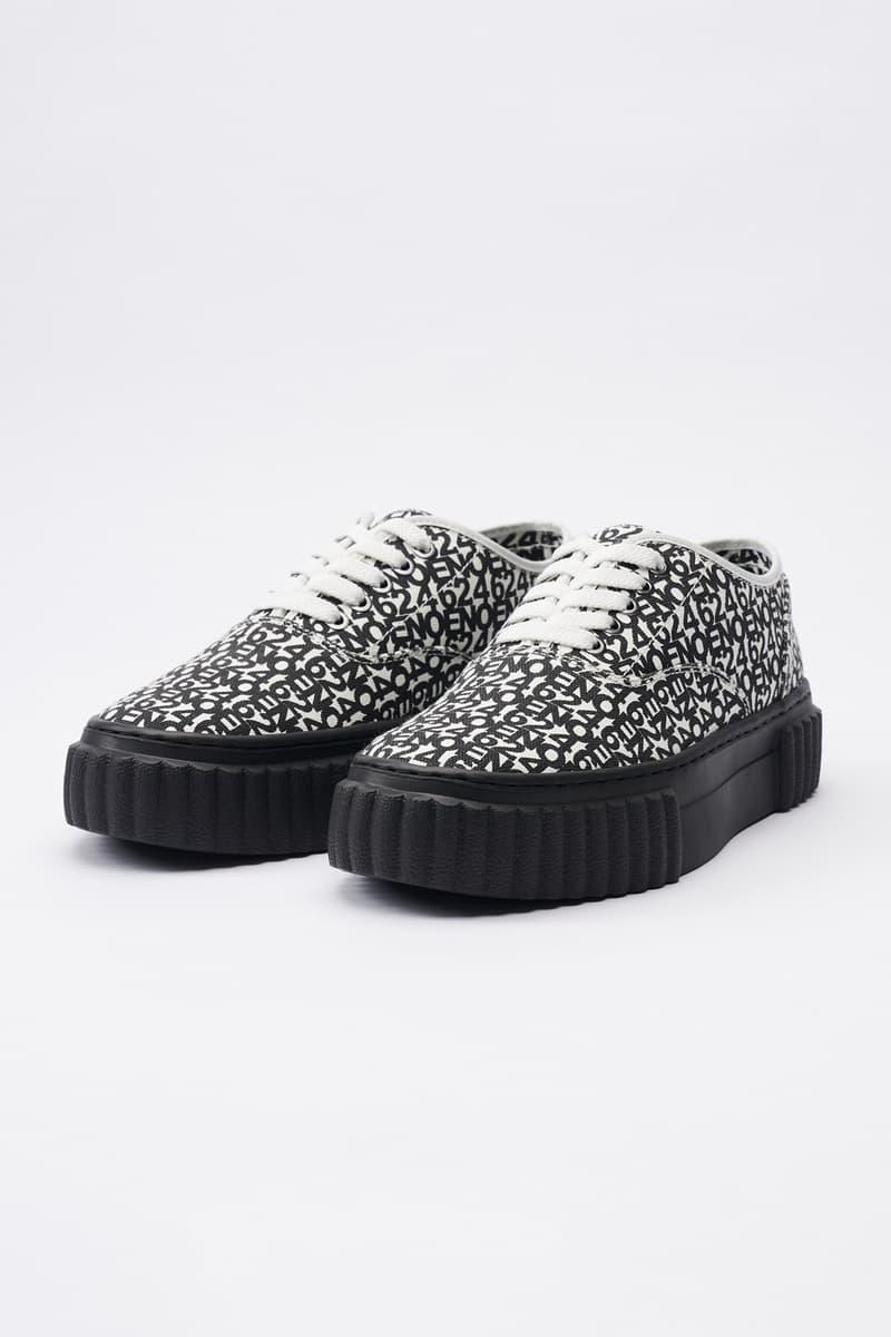 知名塗鴉藝術家 NOE246 攜手 VATIC 打造全新聯乘鞋款