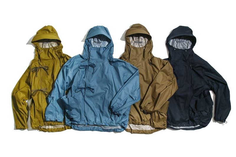 NORBIT by HIROSHI NOZAWA 推出全新輕量化防水戶外夾克