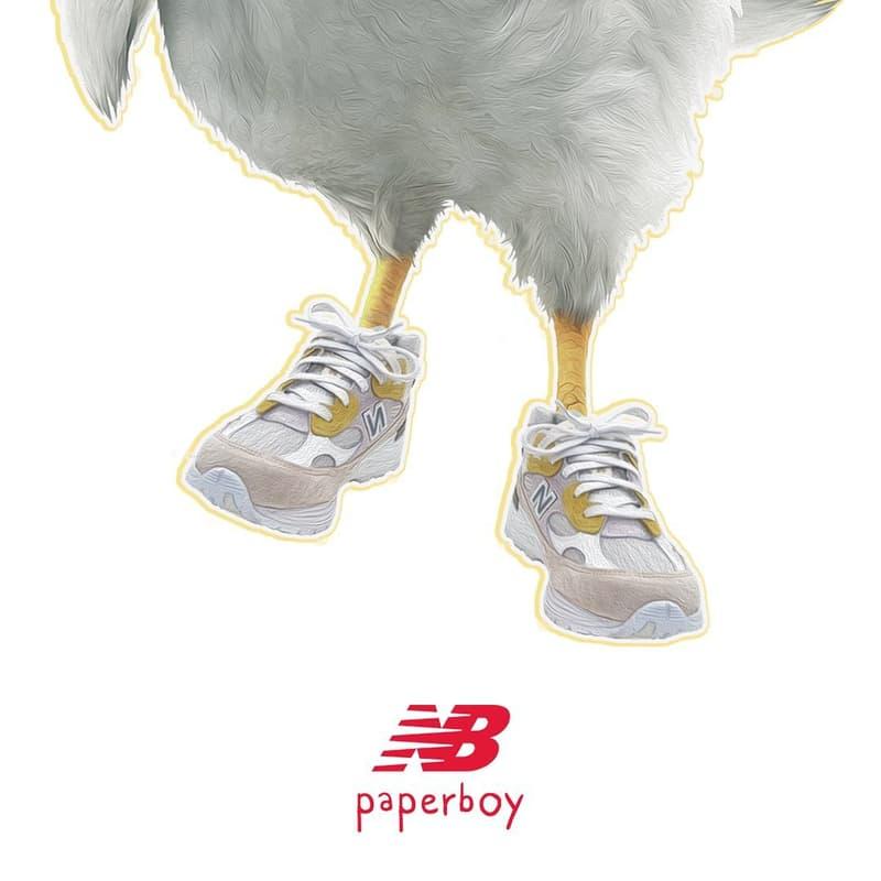 Paperboy Paris x New Balance 992 最新聯名鞋款率先曝光