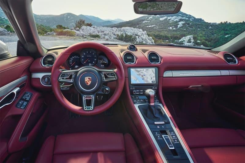 Porsche 正式發表全球限量 1,250 輛別注車型「Boxster 25 Years」