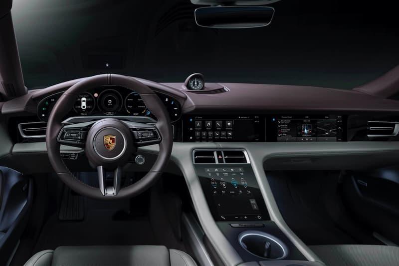 Porsche 正式發表全新入門級後驅車型 Taycan