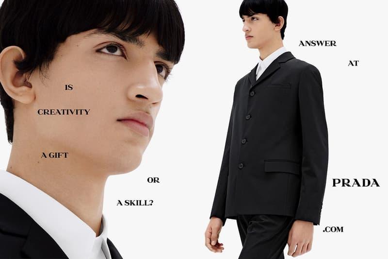 Prada 2021 全新春夏系列廣告大片正式登場