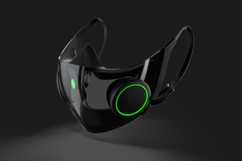 Picture of CES 2021 - Razer 推出全新智慧型口罩 Project Hazel