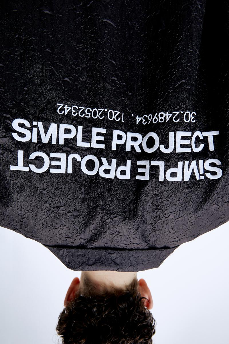 Simple Project 发布 2021 春夏系列 Lookbook