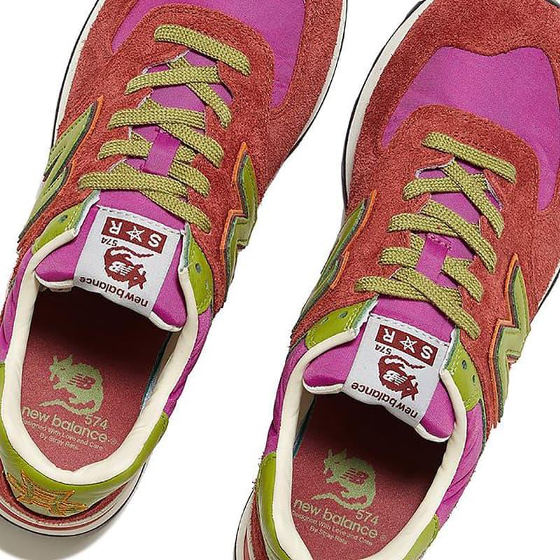 Stray Rats x New Balance 574 全新聯乘系列鞋款正式發佈