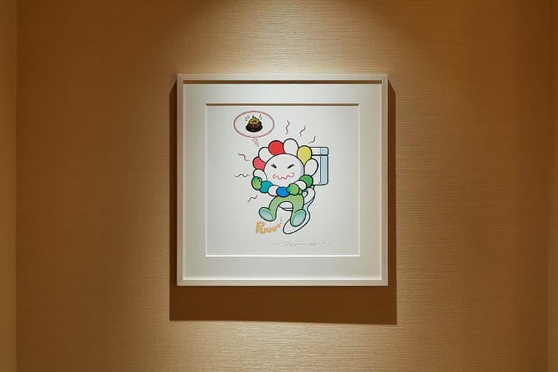 Grand Hyatt Tokyo x 村上隆 Kaikai Kiki Flower 主題套房正式開放入住