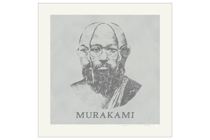 村上隆 x Mr. Hosakawa 全新聯乘系列畫作正式發佈