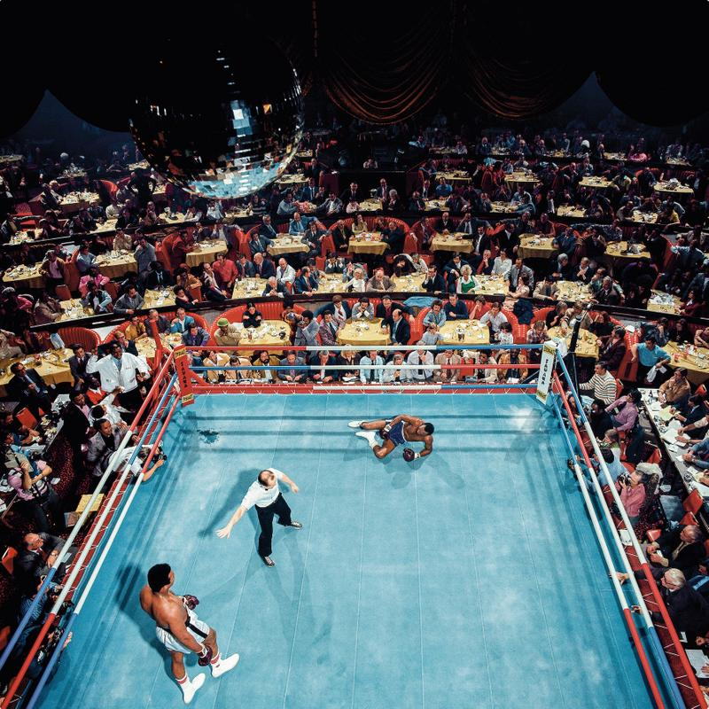 TASCHEN 推出收藏版新书《Neil Leifer. Boxing. 60 Years of Fights and Fighters》
