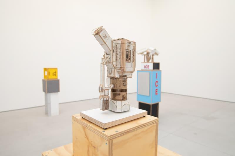 走進 Tom Sachs 全新個人藝術展覽《Ritual》