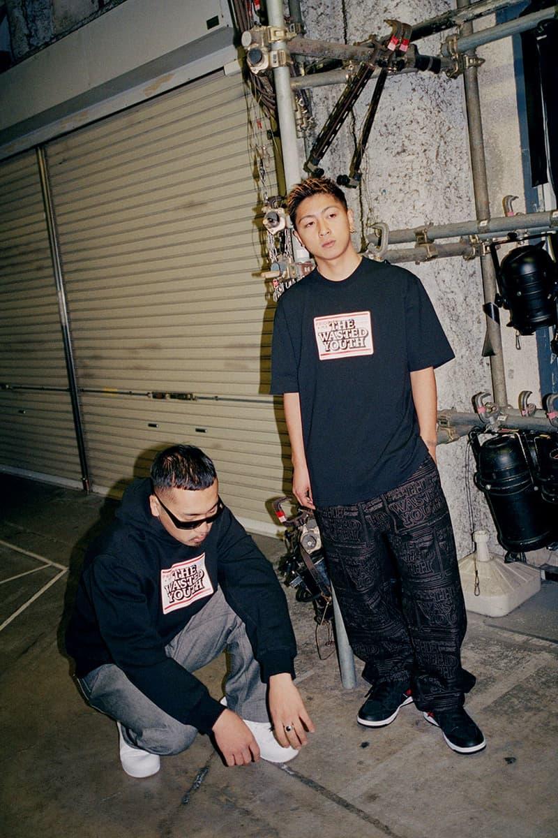 Wasted Youth x BlackEyePatch 全新聯乘系列正式發佈