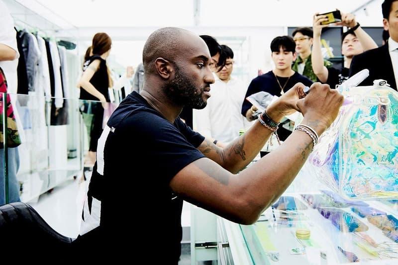 Virgil Abloh 公開全新網站收錄過往 Off-White™ x Nike 合作細節