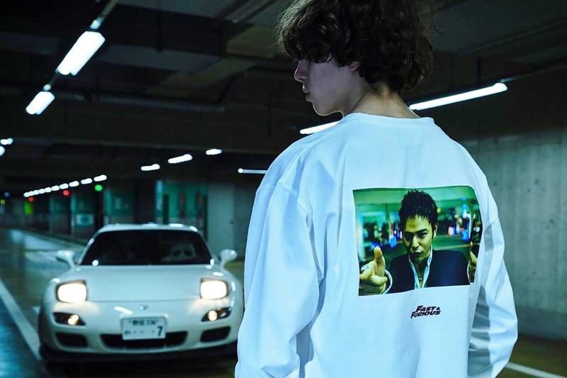 XLARGE x《The Fast & The Furious》全新聯乘系列發佈